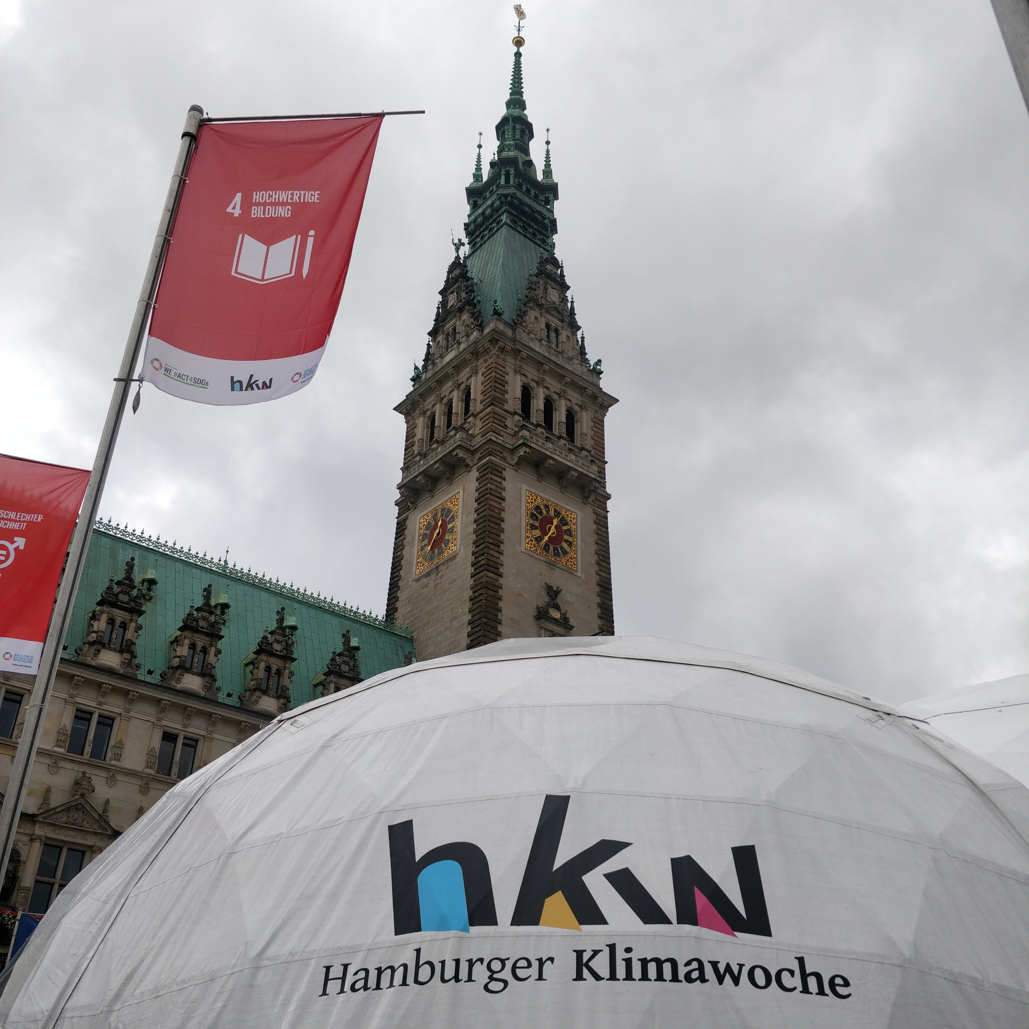 Soziales Unternehmertum auf der Hamburger Klimawoche